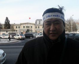 Mongolian police arrest 8 citizens in front of Chinese Embassy