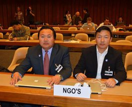 Joint statement by Southern Mongolian, Tibetan and Uyghur organizations at United Nations Committee Against Torture 56th Session