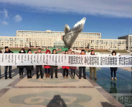 Parents Protest Curbs on Mongolian Language Teaching in Chinese Schools